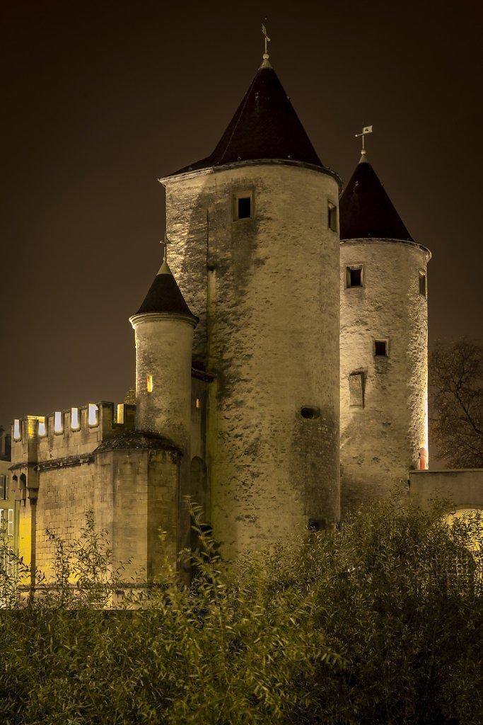 F05 : La Porte des Allemands - Les tours